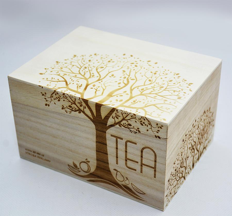 Čajová krabička